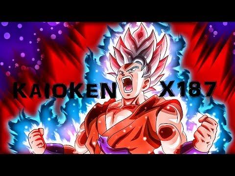 Zotiyac Kaioken X187 Goku Kaioken Amv Youtube
