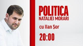 LIVE: Ilan Șor, La Politica Nataliei Morari / 28.01.2021