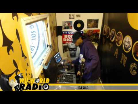 The H2O Show on Wu-World Radio with DC from Central Station Boutique - Small Business Success