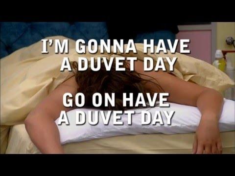 The Lancashire Hotpots - Duvet Day (Lyric Video)