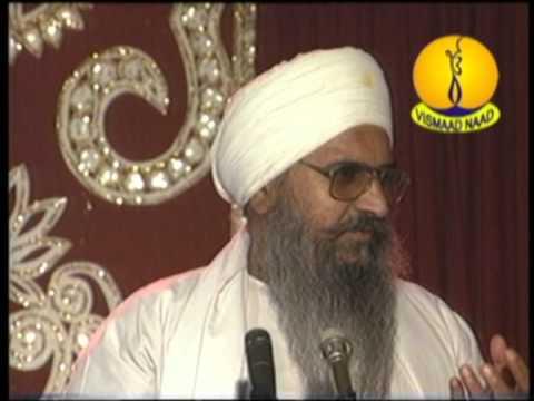 Sant Baba Makhan Singh Ji Amritsar_Adutti Gurmat Sangeet Samellan 1991