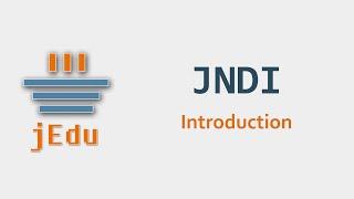 01. JNDI - introduction