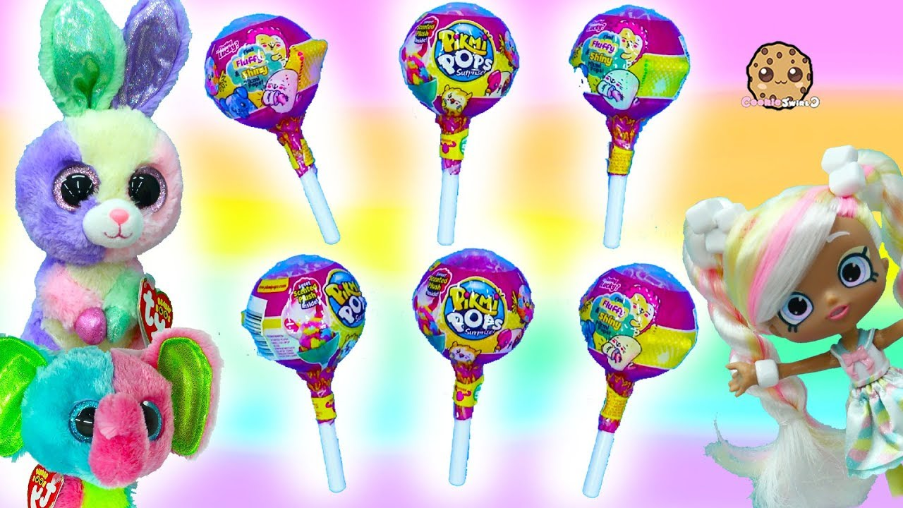 Big Pikmi Pops Candy Scented Plushies Surprise Blind Bags