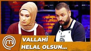 Güzide, Murat'ın Hamurunu Görünce Şok Oldu | MasterChef Türkiye 25.Bölüm
