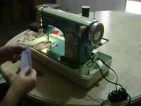 Brother 40wmv YouTube Mesmerizing Brother Ja 28 Sewing Machine Manual