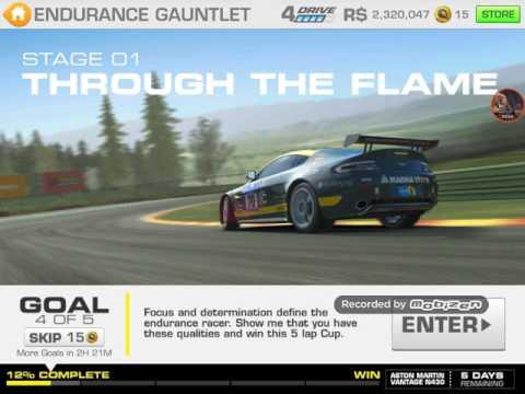Real Racing 3 Part 3 (Endurance Gauntlet 1.4)