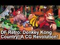 YouTube Turbo DF Retro: Donkey Kong Country + Killer Instinct - A 16-Bit CG Revolution!