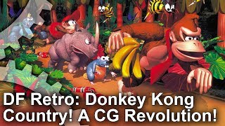 DF Retro: Donkey Kong Country + Killer Instinct - A 16-Bit CG Revolution!