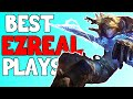 Best Ezreal Plays (ft.Doublelift,Wildturtle,Gosu,Imp,Deft....) Montage