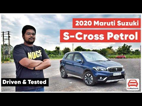 2020 Maruti Suzuki S-Cross Petrol Review | Torque Converter Automatic Review | GoMechanic