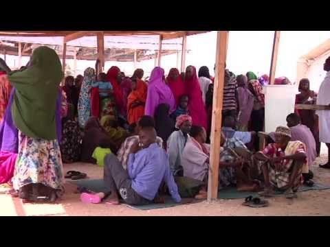 Women in Somalia Look For A Safe Delivery