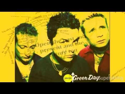 Green Day - Scattered lyrics