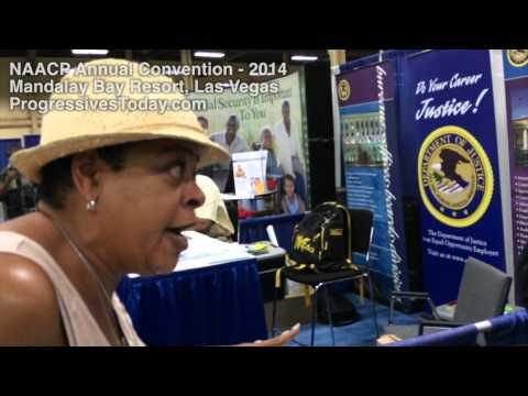 Black Conservatives Confronted At NAACP Annual Convention