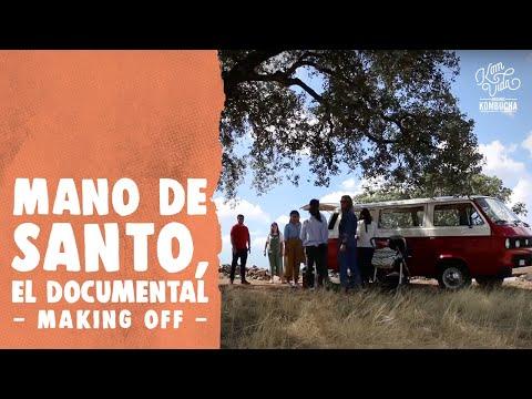 Mano de Santo, el documental. Making off. Komvida Kombucha