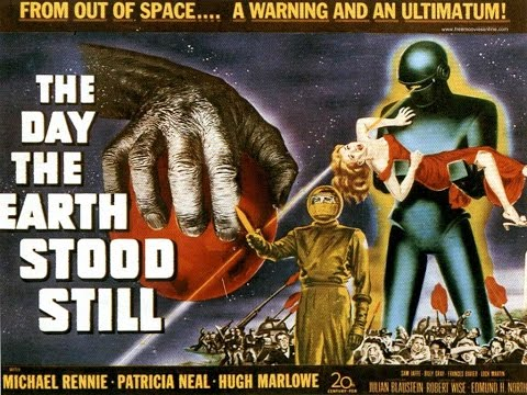 NITROWEEN #3 The Day The Earth Stood Still REVIEW