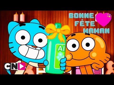 Bonne fête Maman ! | Création Originale | Cartoon Network