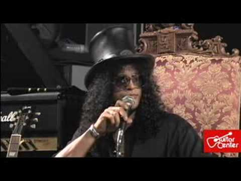 Guitar Center Sessions: Slash- Song Writing
