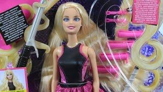 Barbie Endless Curls Doll / Barbie Wspaniałe Fryzury - Mattel - www.MegaDyskont.pl
