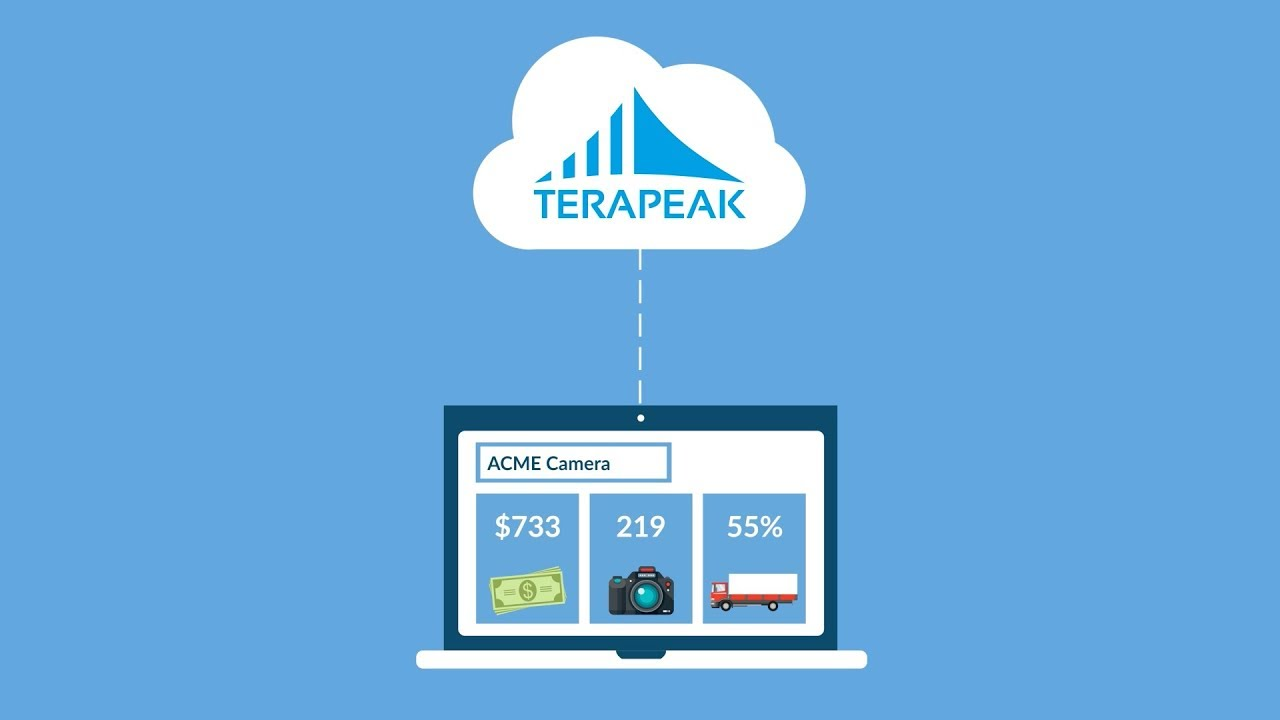 Sell online? You need Terapeak.