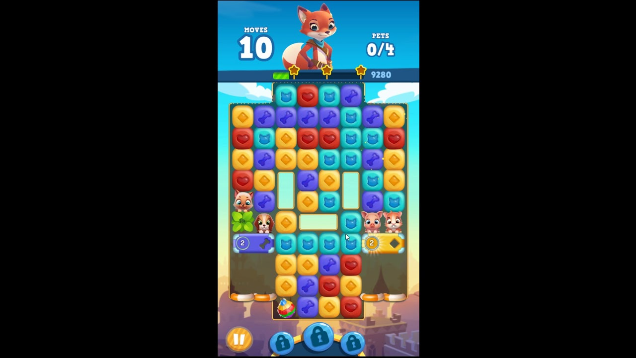 Pet Rescue Puzzle Saga level 93 – hbtje nl for all your