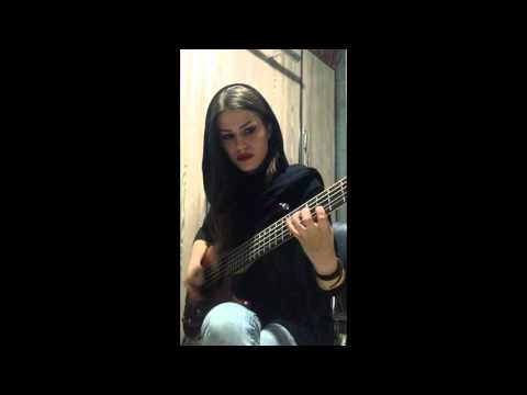 Amon Amarth - Deceiver Of The Gods ( Coverd by my student Roxana) 2015