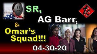 SR, AG Barr, & Omar's Squad!!!