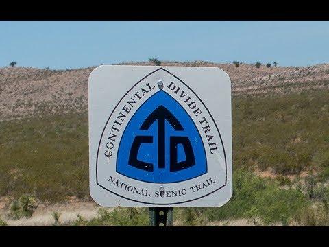 Continental Divide Trail Thru Hike 2017