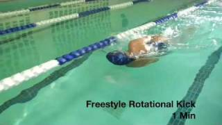 iTrain Natalie Coughlin Freestyle Master Class