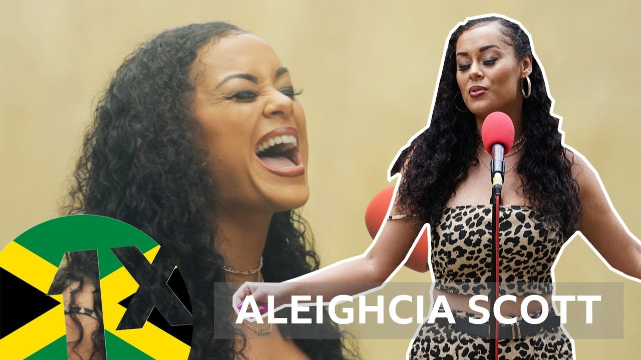 Aleighcia Scott - Live at Big Yard (1Xtra in Jamaica 2019)