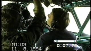 Полёты во сне и наяву на АН-22  RA-09316 Иваново 81 ВТАП 1994г.