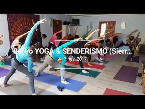 YOGA & SENDERISMO (SIERRA DE GRAZALEMA)Nov 2017
