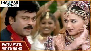 Shankar Dada M.B.B.S || Pattu Pattu Video Song || Chiranjeevi || Sonali Bendre || Devi Sri Prasad