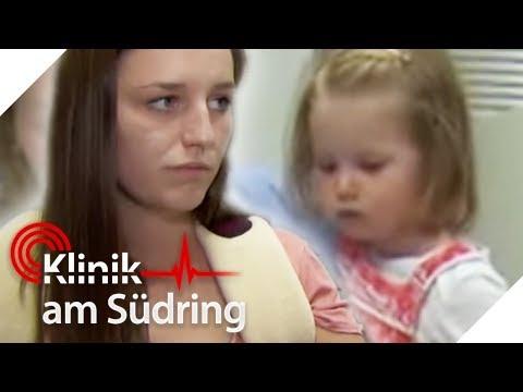Muss Au Pair-Jahr abgebrochen werden? Kelly kriegt Panik bei Kindern! | Klinik am Südring | SAT.1