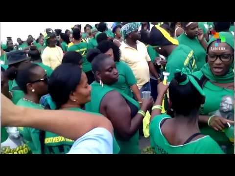 Jamaica Heads for General Elections
