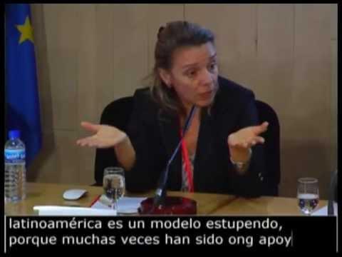 """Conferencia: """"La """"transliteracy"""" en la era  ciber. Divina Meigs. Universidad Sorbonne. Francia."""