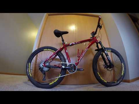 2009 Gary Fisher Hardtail XC Bike Check For 2018