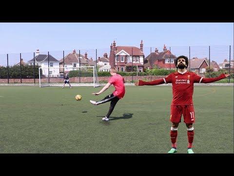 MO SALAH FOOTBALL CHALLENGE