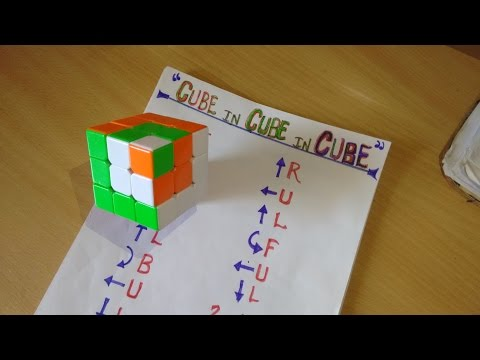 "Learn""Cube In Cube In Cube""Pattern In HINDI/ सीखें ""Cube In Cube In Cube"" पैटर्न हिन्दी में।"