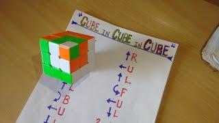 "Learn""Cube In Cube In Cube""Pattern In HINDI/ सीखें ""Cube In Cube In Cube"" पैटर्न हिन्दी में।"