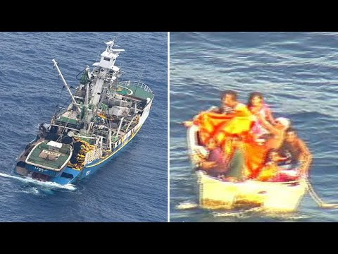Kiribati rescuers find seven survivors on life raft a week after ferry sank - News 247
