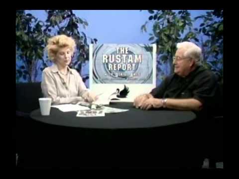 Arthur Silber, Jr.'s TV Interview with Denise Ames' Rustam Report About Sammy Davis, Jr. Bio