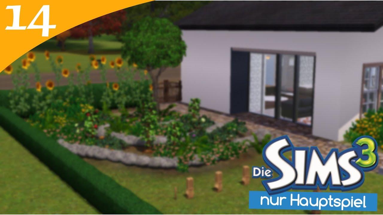 Hausbau-reihe 1-14: Ohne Erweiterungen [let's Build Sims 3 Haus ... Sims 3 Wohnzimmer Modern