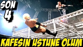WWE 2K15 | CM Punk, Kalisto, Jeff Hardy ve daha Ohoo | Son 4 Bölüm | Universe | Ps 4