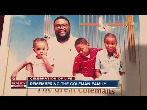 Celebration of life held for 5 members of the Coleman family killed in duck boat accident