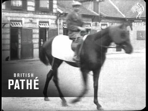 France's Derby Hope (1925)