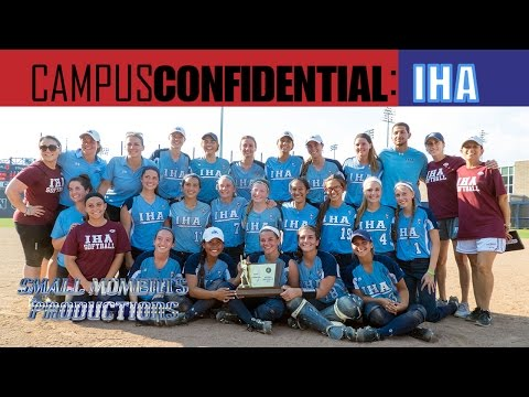 Campus Confidential: IHA