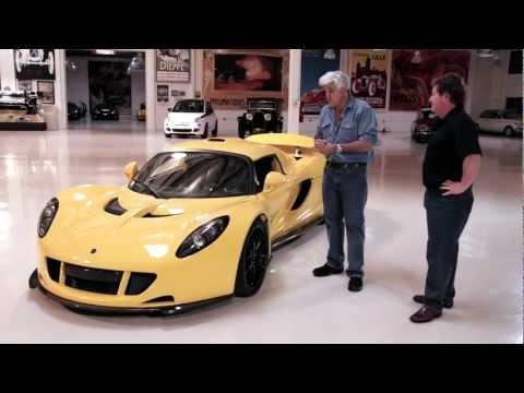 2012 Hennessey Venom GT – Jay Leno's Garage