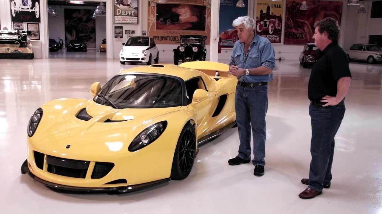 2012 Hennessey Venom GT - Jay Leno's Garage - YouTube
