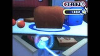 Elebits Nintendo Wii Gameplay - TGS 2006: Lifting A Car