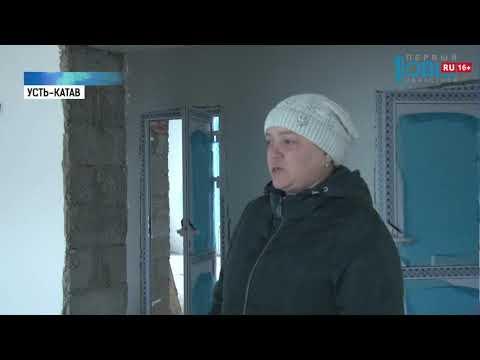В Усть-Катаве подрядчик срывает сроки сдачи школы